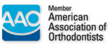 Logo Image: Member of American Assocation of Orthodontists