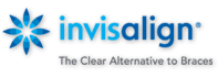 Logo Image: Invisalign - The Clear Alternative to Braces